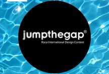 Jump the Gap / 6-ta edycja międzynarodowego konkursu dla architektów, studentów i projektantów.  / by ROCA POLSKA