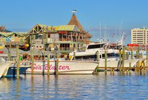 Along Destin Boardwalk / by Resorts of Pelican Beach