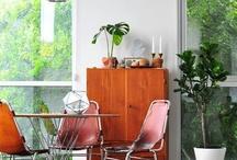 Mid century decor ideas