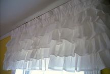 Curtains and drapes / by Alysia - Made of Metal