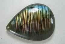 Labradorite Necklace Materials