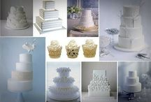 Cute White Wedding Cake Ideas