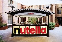 Nutella Terrace / Grant yourself a moment of real pleasure tasting our delicacies at Nutella Terrace