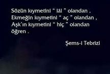 Şemsi Tebrize