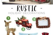 Holiday DIY Decor