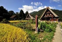 UNESCO World Heritage Site in JAPAN