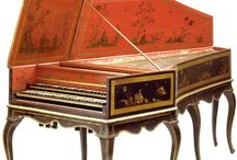 Make a Joyful Noise / Instruments, Antiques and New / by Gloria Fontana
