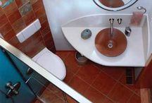 Ideas of bathroom for the basement