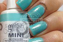 Gelish colour I like