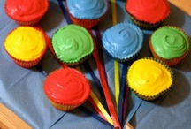 Childrens Birthday Parties / Ideas for kids parties, including cakes, decorations and games