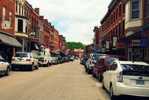 Historic Main St. - Galena, IL