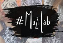 #muziarts /  #Muzilab is a glimpse of my studio; a way I found to share with the world some pieces that I find on my creative process.  At #Muzilab you can buy unique handmade artwork customised with my concept. See what has been done until now.