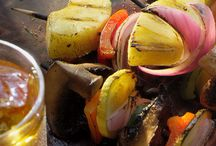 Fresh off the Grill / The freshest ingredients make the best BBQs.