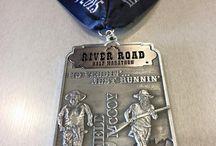 Marathon-Medaillen