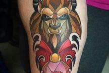 tatuagens...
