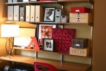 scrapbook room/home office/craft room