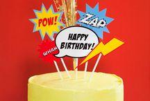 Birthday Cakes / by Kaye Valera