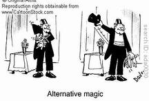 Magic Jokes