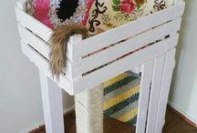 škrabadlo pro kočku
