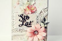 Birthday - Classic floral female cards
