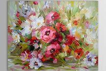 pinturas de telas