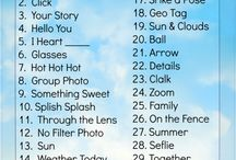 CK Photo A Day Challenges / Join us every month for some inspiring photo a day prompts!