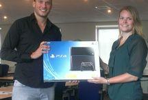 InWork referral programma / Draag een vriend of vriendin aan en verdien een PS4.