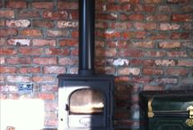 Stove & Twin Wall Flue