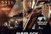 Ben Sherlock Cumberbatch