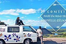 Voyager en Nouvelle Zélande / Voyages, conseils et coups de coeur en Nouvelle Zélande (road trip, paysages, insolites, découvertes, faunes et flores...)