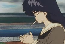 vintage anime aes