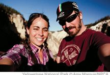 You in Our #NationalParks / We want photos of YOU in our #nationalpark, to remind our leaders what's at stake. Photos of you smiling on a mountaintop… exhausted after paddling upstream for hours… taking that first sip of hot chocolate by the campfire.    Use the #NPCAPics and share photos of you in the parks! Who knows, your photo could be used in our promotions! THANK YOU! / by NPCA