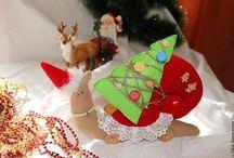varrás karácsony