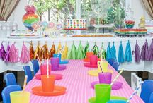 "Kid's Party Ideas / Always had the best parties for my boys...and that was before Pinterest! Thinking of starting a ""Birthday Party in a Box"" business after my youngest child goes off to college... / by Patty Blake"