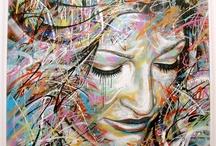 David Walker...malarstwo