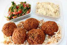 Falafel / Our favorite falafel dishes.