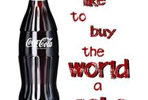 ♥COKE♥ / by Pam Kinser