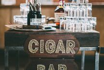Whisky/cigar bar