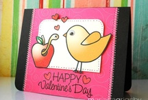 Valentine/anniversary Cards / by Elena Sordo