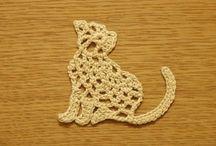 crocheting / by linda kelly