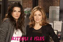 Rizzoli & Isles / by Sally Stinton