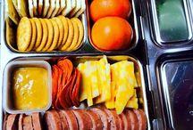 Hubby Lunch ideas