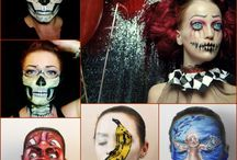 Halloween Make-up Ideas And Tips From The Experts