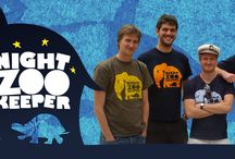 Night Zookeepers Out & About / The people behind Night Zookeeper