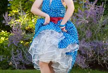 Crinolines - Flashy Flirty Fun / Crinolines - Flashy. Flirty, Fun.... Are you a Crinoline Fan or a so-so on the full net look ? Do they make you twirl ?    After all  - Girls Just Want to Have Fun !!