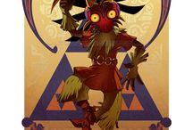 Legend of Zelda / by Samantha Hull