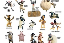 shaun the sheep / cartoon movie