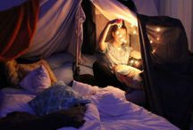 cool blanket forts