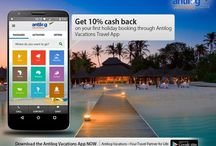 Travel Offers / Antilog's new app allows you to book cashless holidays,activities and experiences in your local currency while travelling to any place across the globe.The best part is that you don't need to carry anything other than your mobile ! Yes Carry no Cash , Carry no Card ,No Traveller Cheques ,No Western Unions.The prepaid wallet or linked card enables you to book anything using just the Mobile.