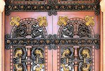 dveře a vchody